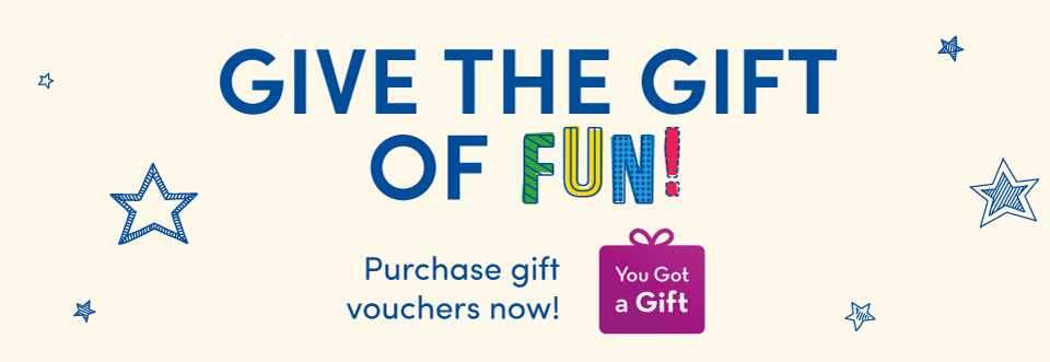 Purchase gift vouchers now!